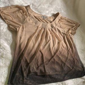 Glittery shirt